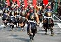 В Японии прошел парад самураев