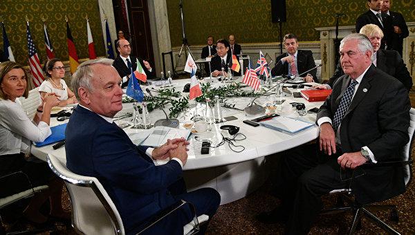 ВМинске началось совещание контактной группы поУкраине