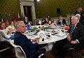 Встреча глав МИД G7 в Лукке