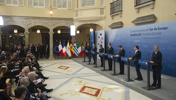 ВИталии открылась встреча глав МИД «Большой семерки»