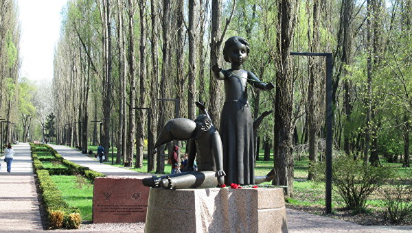 Украина чтит память жертв Бабьего Яра