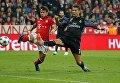 Матч 1/4 финала ЛЧ Бавария - Реал