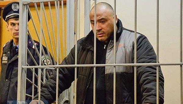 Фигурант дела об убийстве журналиста Вячеслава Веремия Юрий Крысин