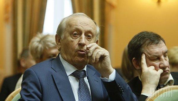 Почетный президент АО Мотор Сич Вячеслав Богуслаев. Архивное фото