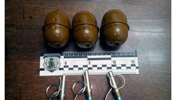 ВХарькове неизвестные бросили гранату водвор частного дома
