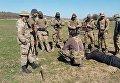 Появилось видео тренировок снайперов в Одесской области