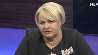 Валентина Руденко об украинском языке в Донбассе. Видео