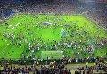 Столкновения перед матчем 1/4 финала Лиги Европы между Лионом и Бешикташем
