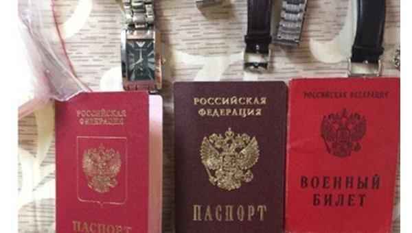 ВКиеве задержали подозреваемого втерроризме жителя России