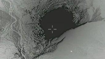 Пентагон опубликовал видео удара США «матерью всех бомб» в Афганистане