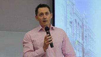Директор Украинской межбанковской ассоциации членов платежных систем ЕМА Александр Карпов