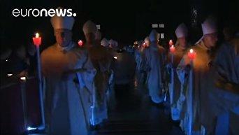 Миллионы христиан всех конфессий празднуют Пасху