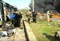 Теракт под Алеппо
