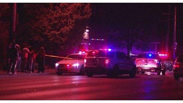 Стрельба в ночном клубе в Огайо