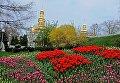 Фестиваль тюльпанов Тайны Пасхальной писанки в Киеве
