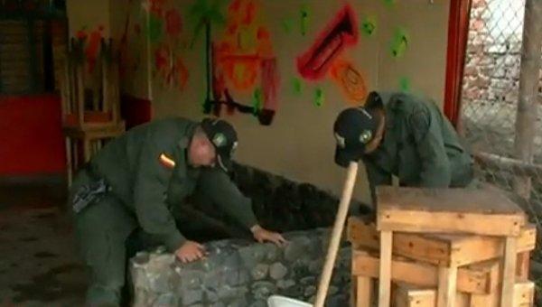 При взрыве гранаты вклубе вКолумбии пострадали 37 человек