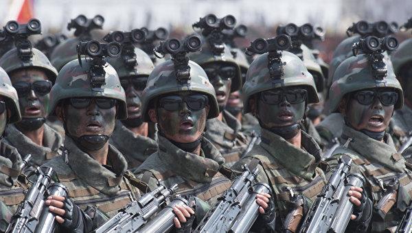 Праздничные мероприятия, посвященные 105-й годовщине со дня рождения Ким Ир Сена, в КНДР