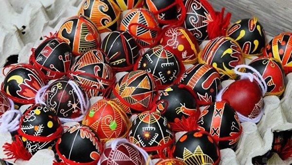 Фестиваль Пасха в Гаю