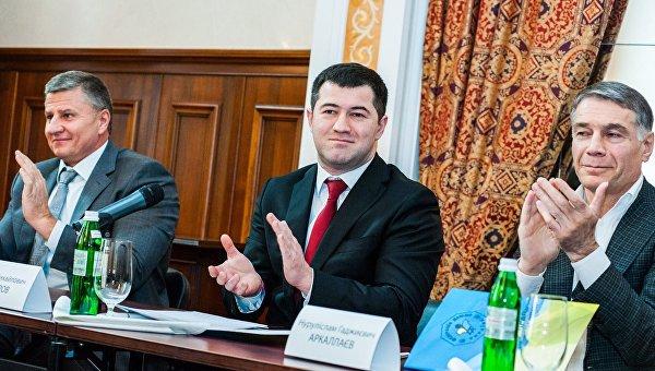 «Переживший инфаркт» Насиров возглавил Федерацию дзюдо Украины