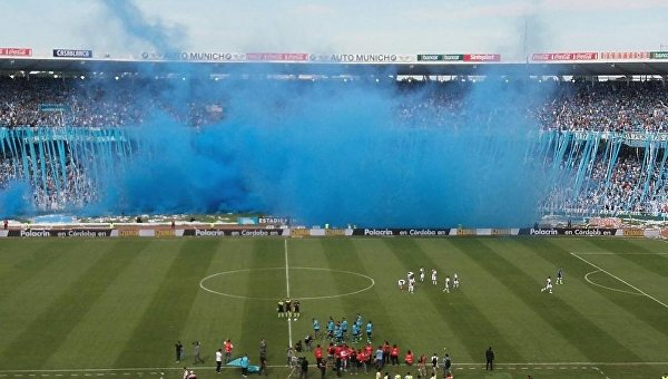 Чемпионат Аргентины по футболу: Бельгано против Тальерес