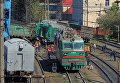 Столкновения поездов во Львове