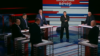 Перепалка украинских политологов на российском ТВ взорвала сеть