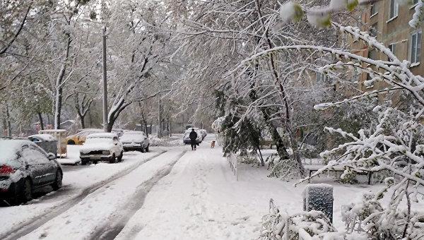 Около 200 населенных пунктов Украинского государства остаются без света из-за заморозков