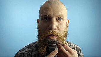 Иван Дорн перед камерой избавился от бороды