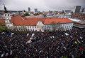 Антикоррупционный протест в Словакии