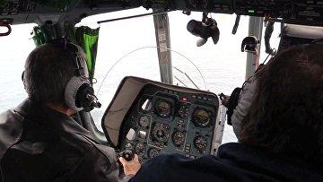 В Черном море продолжают искать украинских моряков с затонувшего судна