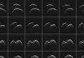 Радарные снимки 2014 JO25