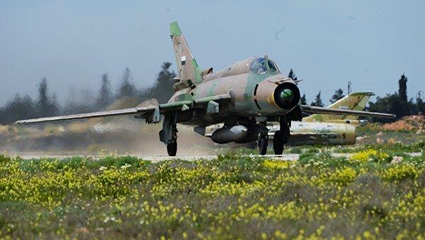 Песков: Кремль незанимается вопросами дислокации сирийских самолетов