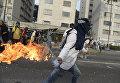 Протесты в Венесуэле