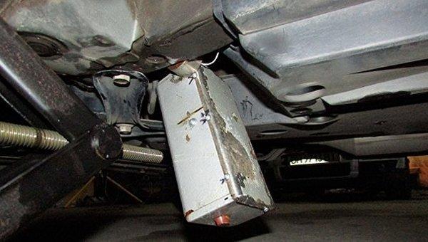 Сотрудники полиции обезвредили взрывное устройство, прикрепленное к авто мэра Измаила