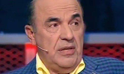Скандал с Вадимом Рабиновичем на 1+1