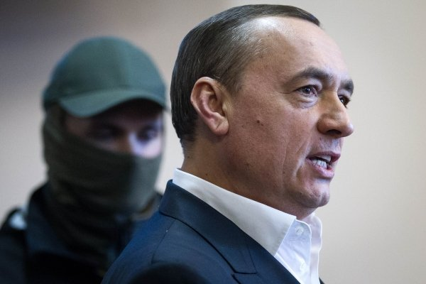 Избрание меры пресечения бывшему депутату Рады Николаю Мартыненко