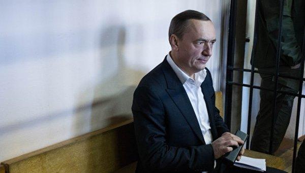 Избрание меры пресечения бывшему депутату Верховной Рады Николаю Мартыненко