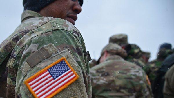 Военные учения США. Архивное фото