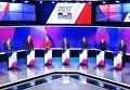 Президентские выборы во Франции:последние дебаты о политике антитеррора. Видео