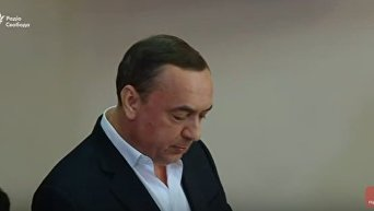 Суд избирает меру пресечения экс-нардепу Николаю Мартыненко (прямая трансляция)