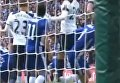 Челси обыграл Тоттенхэм и стал первым финалистом Кубка Англии по футболу. Видео