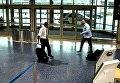 В США пассажир набросился на пилота за плохой сервис. Видео