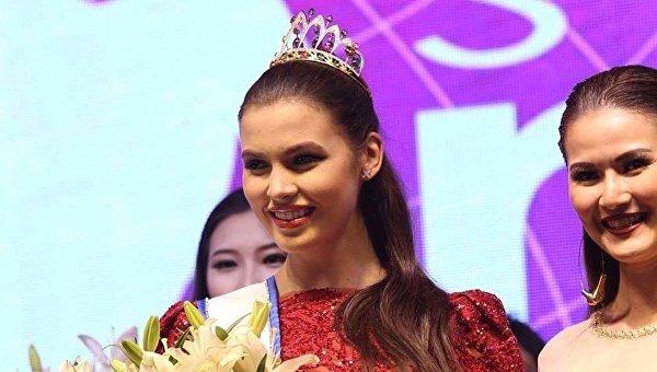 Украинка стала победительницей интернационального конкурса супермоделей