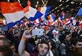 Первый тур президентских выборов во Франции