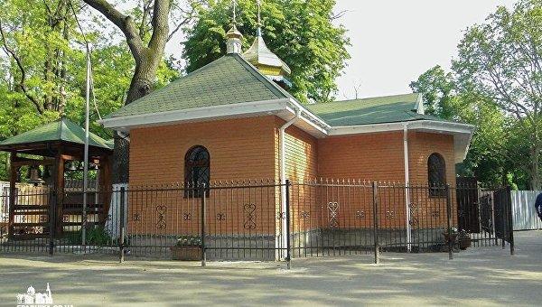 Храм Украинской православной церкви Московского патриархата ограблен в Одессе