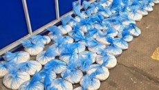 СБУ в Одессе изъяла рекордную партию амфетамина