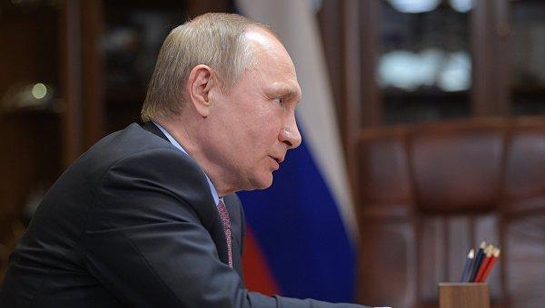 РФнеможет водностороннем порядке исполнять Минские соглашения— Путин