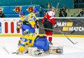 Чемпионат мира по хоккею в Киеве. Украина - Австрия