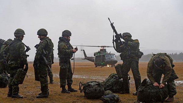 ВКанаде военнослужащий умер впроцессе учений