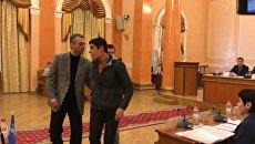 Потасовка на сессии Одесского горсовета